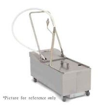Frymaster PF50 Portable Oil Fryer Filter with 50 lb Capacity