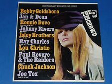 """THE IN CROWD"" - VARIOUS ARTISTS- PAUL REVERE, JAN & DEAN, RAY CHARLES, etc. EX+"