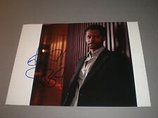 Eric Benet  I wanna be love signed autograph Autogramm 8x11 inch photo in person