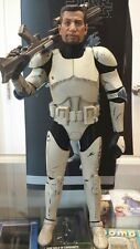 1/6 Star Wars Clone Trooper 501st Legion Fives Action Figure Loose Sideshow