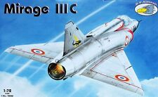 RV aerei 1/72 MODEL KIT 72048 Dassault Mirage IIIC