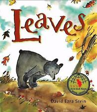 Leaves by David Ezra Stein (2007, Hardcover)
