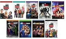 The Big Bang Theory -The Complete Seasons 1,2,3,4,5,6,7,8,9 DVD New - SHIPS FAST