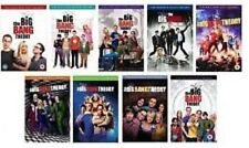 The Big Bang Theory -The Complete Seasons 1-9 (1,2,3,4,5,6,7,8,9) DVD Brand New