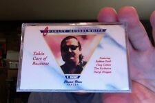 Charley Musselwhite- Takin' Care of Business- new/sealed cassette- w/Robben Ford