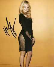 MALIN AKERMAN GENUINE AUTHENTIC SIGNED 10X8 PHOTO AFTAL & UACC [10841] PROOF