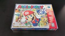 Mario Party N64 Nintendo 64 Game Case With Art Work * NO GAME*