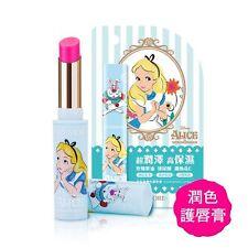 [LOVEMORE] Alice in Wonderland Nourishing Moisturizing Tinted Lip Balm 3g NEW