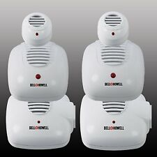 Bell and Howell Ultrasonic Pest Repellers 6 Pack Multi Pack NEW FREE SHIPPING