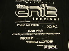 Vintage The Enit Festival Porno For Pyros Traci Lords Concert Tour T Shirt XL