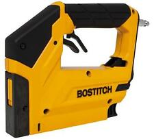 "BOSTITCH BTFP71875 Heavy Duty 3/8"" Oil Free 18 Gauge Air Crown Stapler"