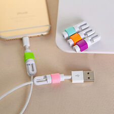 Data Line Protection Anti Breaking Protective Sleeve For Earphone Line BBUS
