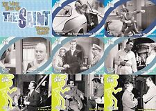 THE VERY BEST OF THE SAINT 2003 CARDS INC COMPLETE BASE CARD SET OF 100 MOORE TV
