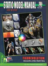 Aurigua Static Model Manual, Step by Step Figure Building and Painting ST