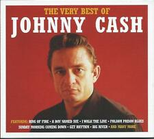 Johnny Cash - The Very Best Of - Greatest Hits (3CD 2013) NEW/SEALED
