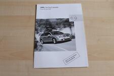 80449) Opel Vectra C Caravan - Preise & Extras - Prospekt 05/2004