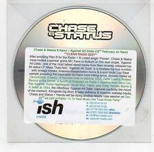 (GI56) Chase & Status ft Kano, Against All Odds - DJ CD