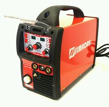 SIMADRE 3IN1 IGBT SYNERGIC TRUE DIGITAL MIG TIG MMA/ARC WELDING MACHINE 200 AMP