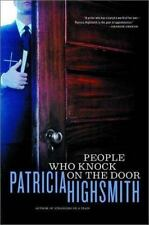 People Who Knock on the Door by Highsmith, Patricia