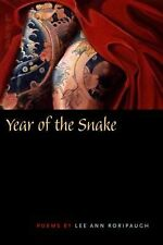 Year of the Snake (Crab Orchard Series in Poetry)-ExLibrary