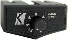New Kicker ZXRC Bass Remote Control Knob For KX ZX IX ZXM Amplifiers 10ZXRC