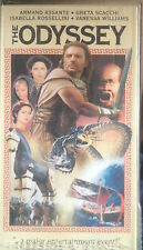 The Odyssey (VHS) Rare 1997 2.5-hr miniseries on 1 tape; stars Armand Assante