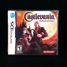 Castlevania : Portrait of Ruin (Nintendo DS) BRAND NEW