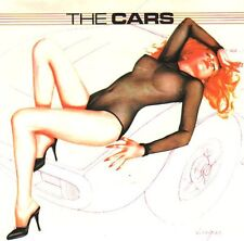 """THE CARS Let's Go & That's It  PICTURE SLEEVE 7"""" 45 record NEW + juke box strip"""