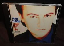 Paul Young - From Time To Time The Singles Collection (CD, 1991)