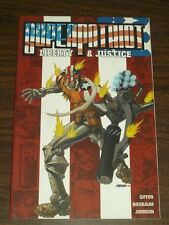 Superpatriot Liberty and Justice by Keith Giffen (Paperback)  9781582402628