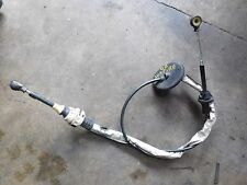 02 2002 PONTIAC SUNFIRE 2.2L AUTOMATIC TRANSMISSION GEAR SHIFTER CABLE OEM #O-13