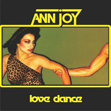 Ann Joy - Love Dance Feel Your Way Around New 24Bit Remastered & Expanded CD