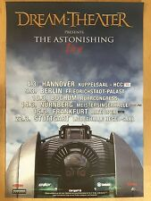 DREAM THEATER 2016 TOUR   ++  orig.Concert Poster - Konzert Plakat  NEU