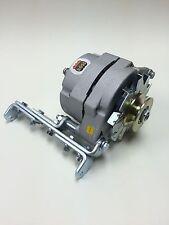 """Alternator One Wire 1 Wire 6 Volt Positive Ground 60 Amp, Bracket, 1/2"""" Pulley"""