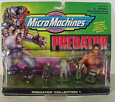 Galoob Predator Micro Machine Set #1- MOC