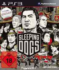 Sleeping Dogs PS3 Neu