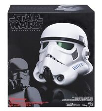 Stormtrooper Voice Changer Helmet Star Wars: The Black Series Full Size Replica