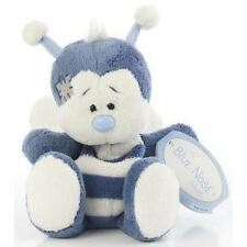 "4"" My Blue Nose Friends Honey the Bee No. 28 - Plush Soft Toy"