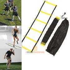 JF#E Durable 5 rung 10 Feet 3m Agility Ladder for Soccer Speed Training