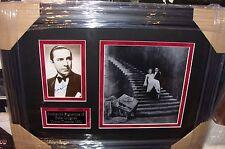 Bela Lugosi  Dracula Signed Montage  AFTAL