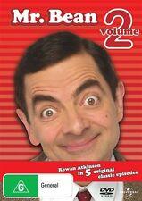 ●● MR. BEAN VOLUME 2 ●● (DVD, 2009) Rowan Atkinson 5 Classic Episodes *NEW*