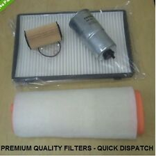 ROVER 75 2.0 CDT CDTi (1999-2006) AIR OIL POLLEN DIESEL FUEL FILTER SERVICE KIT