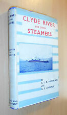 1946 Clyde River & Other Steamers / Scottish Transport / Steam Ship / Sailing