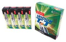DENSO IRIDIUM TT Spark Plugs IXEH22TT 4712 Set of 4