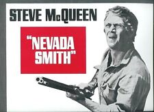 Steve MacQUEEN -  HATAWAY - WESTERN Synopsis CIC  NEVADA SMITH