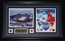 2014 Winter Classic Toronto Maple Leafs Detroit Red Wings 2 photo frame