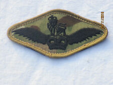 Army Air Corps Pilot Wings Badge, MTP, Klettverschluß,Multicam