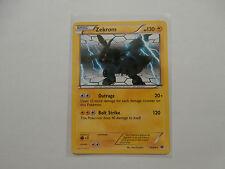 Carte Pokemon Zekrom 130 pv Noir et Blanc Destinées Futures rare !!!