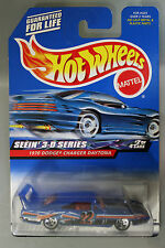 Hot Wheels 1:64 Scale 2000 Seein' 3-D 1970 DODGE CHARGER DAYTONA (5 SPOKES)