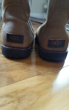 Mens ugg boots, size 10